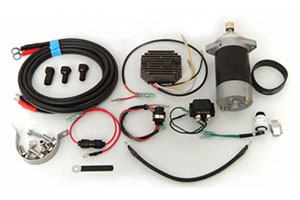 Electric Starter Kit (For Remote Control Models)