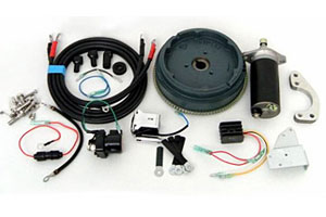 Electric Starter Kit (For Tiller Handle Models)