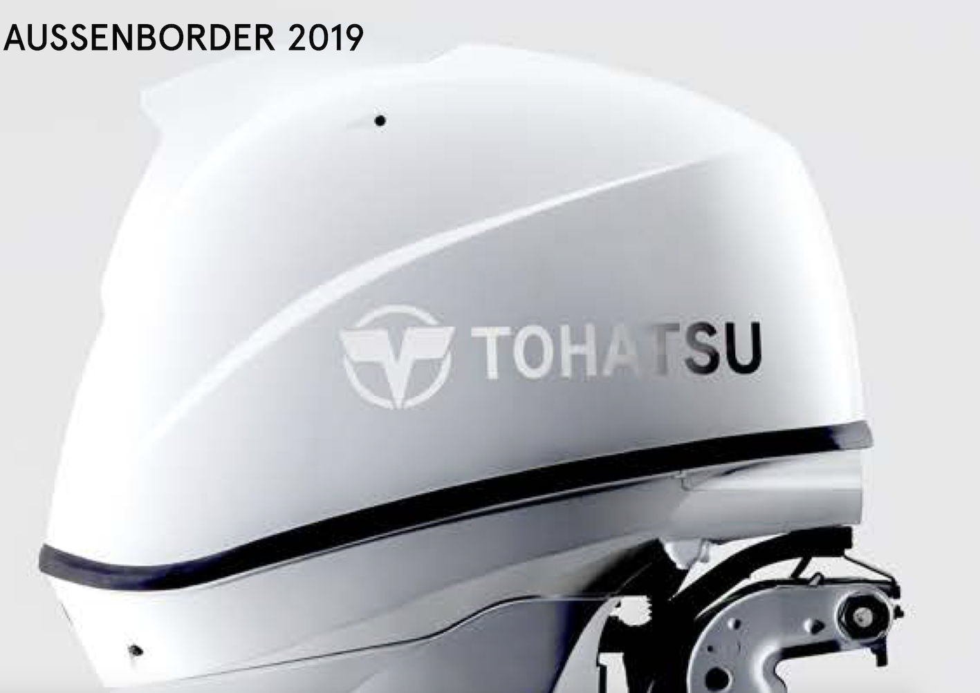 Tohatsu Outboards 2019